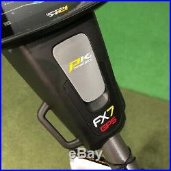 PowaKaddy FX7 GPS Gun Metal Electric Golf Trolley 18 Hole Lithium NEW! 2020