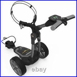PowaKaddy FX7 GPS Gun Metal Electric Golf Trolley 2020 Extended Lithium
