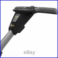 PowaKaddy FX7 Gun Metal Electric Golf Trolley 18 Lithium NEW! 2020 +FREE BAG