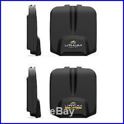 PowaKaddy Plug'n'Play Lithium Golf Trolley Battery 18 / 36 Hole Fits FW3 FW5 FW7