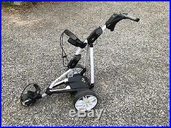 Powacaddy Gps Electric Trolley 36 Hole Lithium Battery With Charger 1 Year Old
