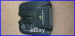 Powakaddy 18 Hole Lithium Golf Trolley Battery
