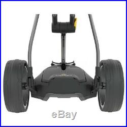 Powakaddy 2019 Compact C2i GPS Electric Golf Trolley 18 Hole Lithium