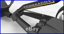 Powakaddy 2019 FW3s 36H Lithium Electric Trolley + DLX Edition Cart Bag