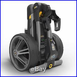 Powakaddy 2020 Ct6 36 Hole Lithium Golf Trolley +free £34.99 Travel Cover