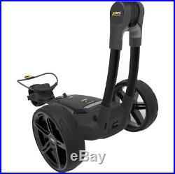 Powakaddy 2020 FX3 Electric Golf Trolley 18 Hole Lithium + FREE Umbrella Holder