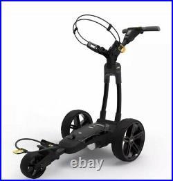 Powakaddy 2020 Fx3 18 Hole Lithium Golf Trolley Black +free £34.99 Travel Cover