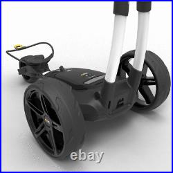 Powakaddy 2021 Fx3 18 Hole Lithium Golf Trolley White / Ex Demo / Mint Condition