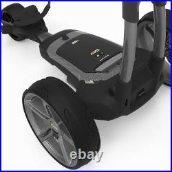 Powakaddy 2021 Fx7 Gps Ebs 18 Hole Lithium Golf Trolley +free Travel Cover