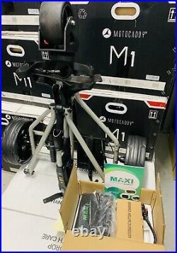 Powakaddy All Terrain Wide Base Beast Electric Golf Trolley- New Lithium Battery