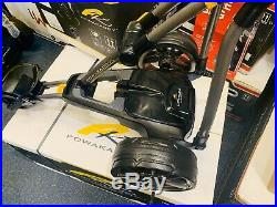 Powakaddy C2 Compact Electric Golf Trolley Ex Demo Lithium 24 Hour Delivery