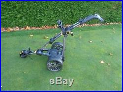 Powakaddy C2 Electric Trolley 18 Hole Lithium Battery And Charger