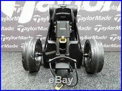 Powakaddy C2i Compact Electric Trolley Ex Rental Extended Lithium Battery Vgc 1