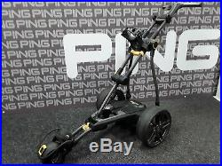 Powakaddy C2i Compact Electric Trolley Extended Lithium Battery Vgc Recon @ Pk