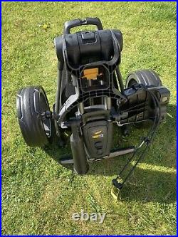 Powakaddy C2i Compact Lithium Trolley With Accessories ONLY COMPLETED 99 MILES