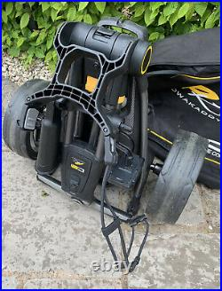 Powakaddy C2i Compact Trolley 2019 36 Hole Lithium Battery 135 MILES ONLY