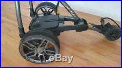 Powakaddy C2i Electric trolley + 18 Hole Lithium Battery