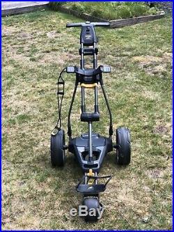 Powakaddy C2i Electric trolley + Lithium Battery