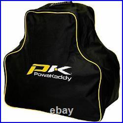 Powakaddy CT6 Electric Golf Trolley 18 Hole Lithium FOC Travel BAG, Main Dealer