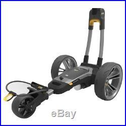 Powakaddy CT6 Electric Golf Trolley 18 Hole Lithium + FREE Umbrella Holder