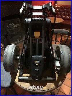 Powakaddy C 2 electric golf trolley lithium. 18 Holes