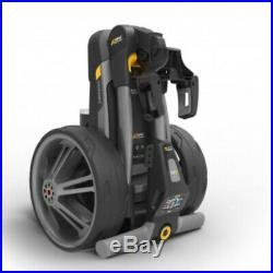Powakaddy Compact C2 Golf Trolley 18 Hole Lithium