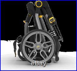 Powakaddy Compact C2i Electric Lithium Trolley (gunmetal) Only £549