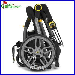 Powakaddy Compact C2i Electric Trolley with Lithium Battery