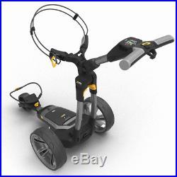 Powakaddy Ct6 Gps Electric Golf Trolley +free Powakaddy Accessory New 2020 Model