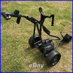 Powakaddy Electric Golf Cart / Trolley With Lithium Battery And Charger