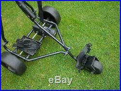 Powakaddy Electric Golf Trolley With Lithium Battery 18/26