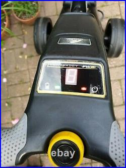 Powakaddy FW3i electric Golf Trolley, Lithium battery, Charger & Storage bag