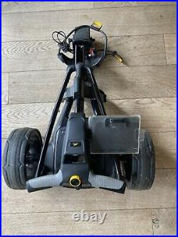Powakaddy FW3s Electric Golf Trolley / 36 Hole Lithium Battery / With Extras