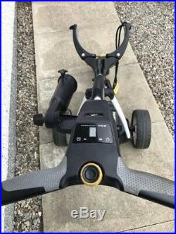Powakaddy FW5 Electric golf Trolley / Lithium 36 Hole Battery