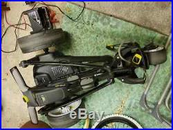 Powakaddy FW5 i 36 Hole Lithium Electric Golf Trolley