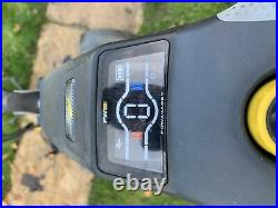 Powakaddy FW5i (FW5) Electric Golf Trolley With Lithium Battery, Charger And Bag