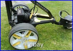Powakaddy FW5i Golf Trolley XL 36 Lithium Battery Power Kaddy Powerkaddy FW5 i