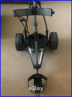 Powakaddy FW5s lithium golf trolley