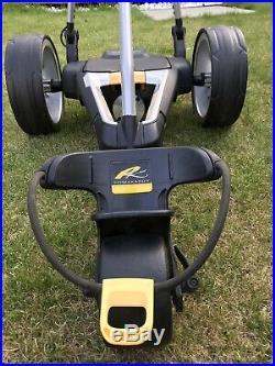 Powakaddy FW7S Lithium Golf Trolley Cart Electric