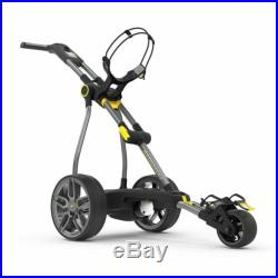 Powakaddy FW7, 2017 Golf Trolley, 36 hole Lithium battery and case, hardly used
