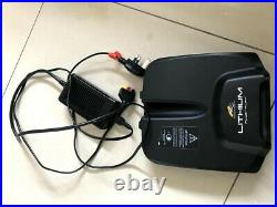 Powakaddy FW7 Electric Golf Trolley Lithium Battery Charger, Great Condition