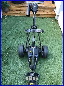 Powakaddy FW7s GPS Golf Trolley 36 Hole XL Lithium