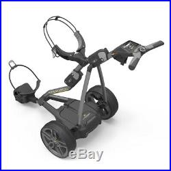 Powakaddy FW7s GPS Lithium Electric Golf Trolley Extended 36 Hole