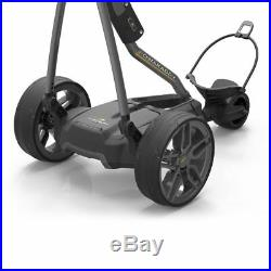 Powakaddy FW7s Gps Electric Trolley with a with a Free Travel Cover 2018 Model