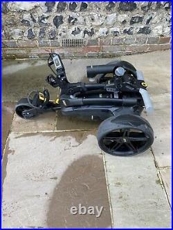 Powakaddy FX3 Electric Golf Trolley 18 Hole Lithium
