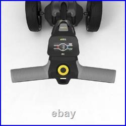 Powakaddy FX3 Electric Trolley / 18 Hole Battery / Black Frame