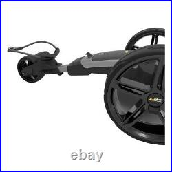 Powakaddy FX5 Electric Golf Trolley 18 Hole Lithium + FREE Umbrella Holder