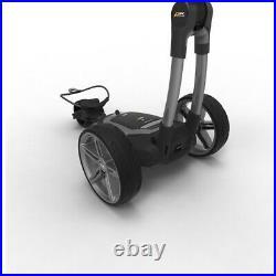 Powakaddy FX7 GPS 18 Hole Lithium Electric Golf Trolley