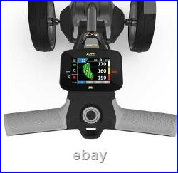 Powakaddy FX7 GPS EBS Lithium Battery Electric Golf trolley With Free Travel Bag