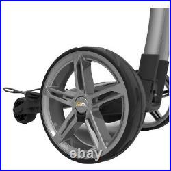 Powakaddy FX7 GPS Electric Golf Trolley 36 Hole Lithium + FREE Umbrella Holder